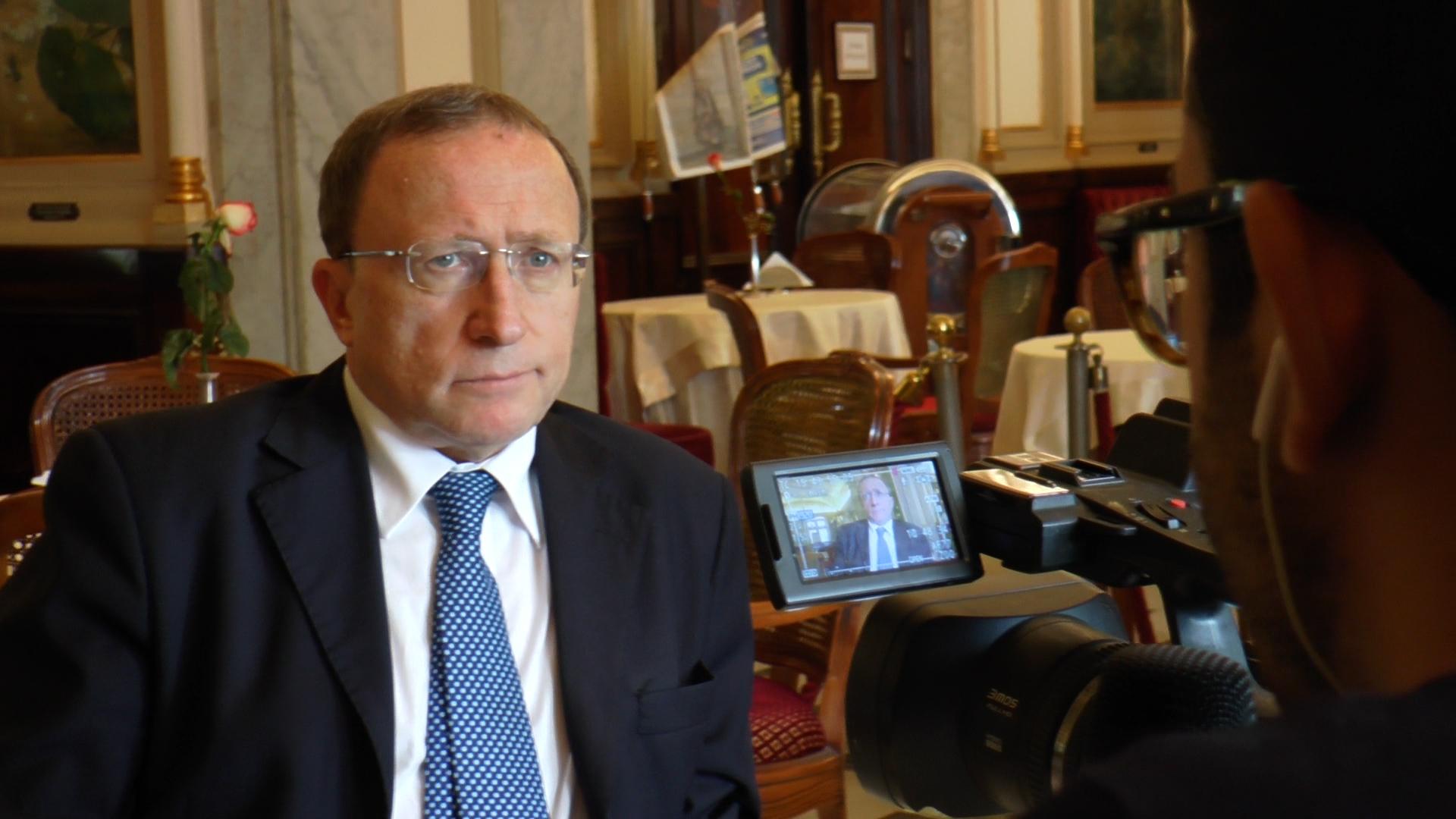CAMPANIA E RIFIUTI: PARLA L'ASSESSORE REGIONALE BONAVITACOLA