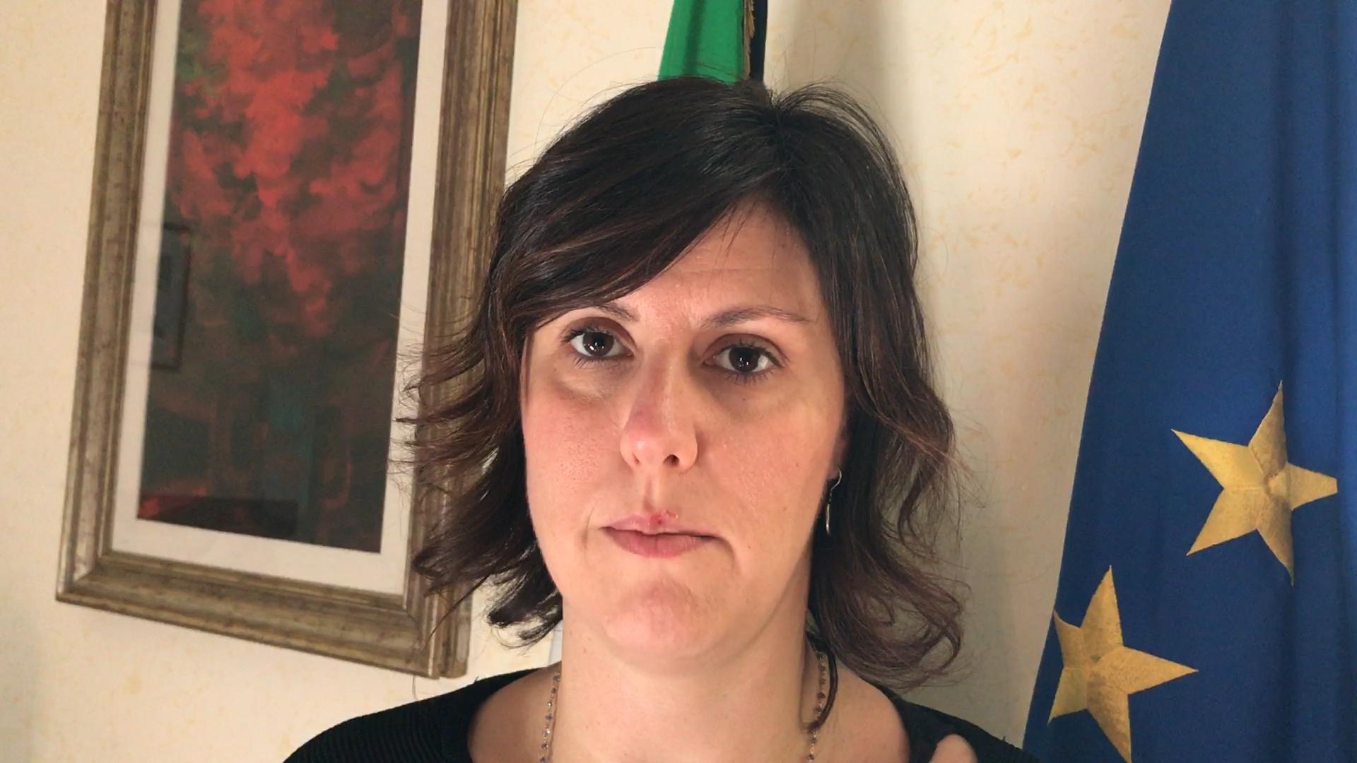 COMMISSIONE ECOMAFIE, PARLA LA NEO-PRESIDENTE, CHIARA BRAGA