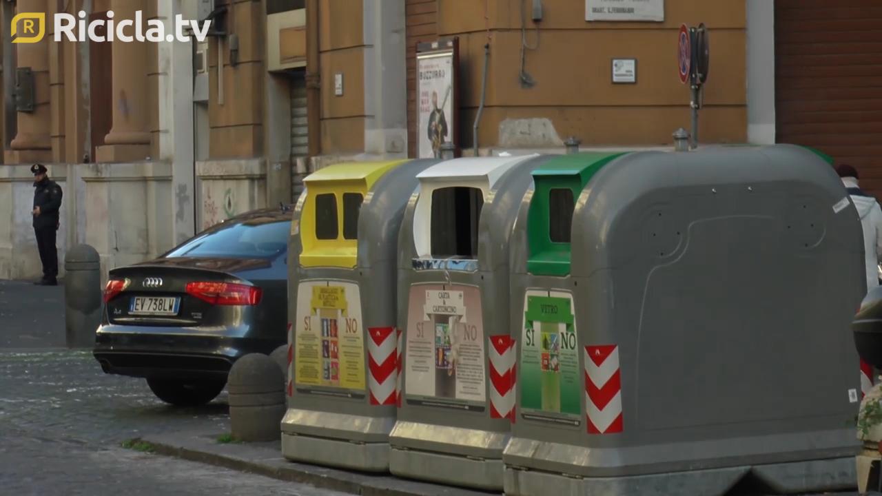 RACCOLTA DIFFERENZIATA: I RITARDI DELLA CITTÀ DI NAPOLI