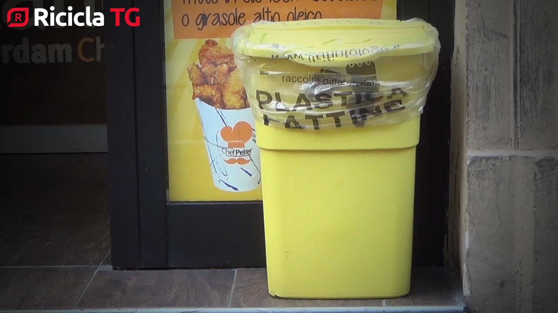 E-CIRCULAR, OBIETTIVO: PLASTICA ZERO - TG