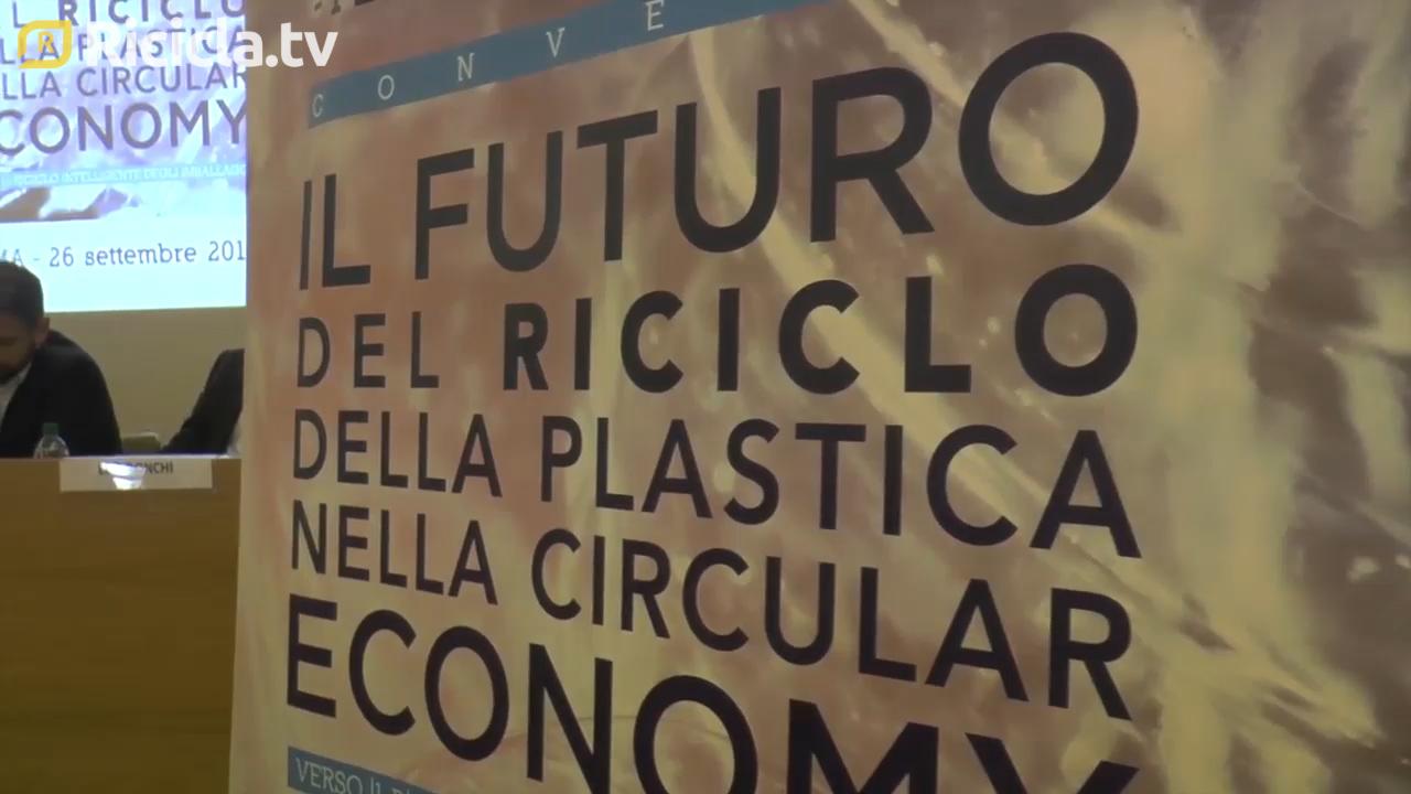 COREPLA, VENT'ANNI DI RICICLO DELLA PLASTICA