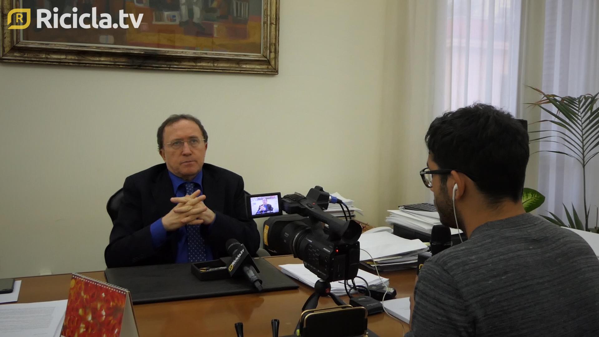 """ECOBALLE, BONAVITACOLA: """"CONTESTO DIFFICILE MA NON CI FERMEREMO"""""""