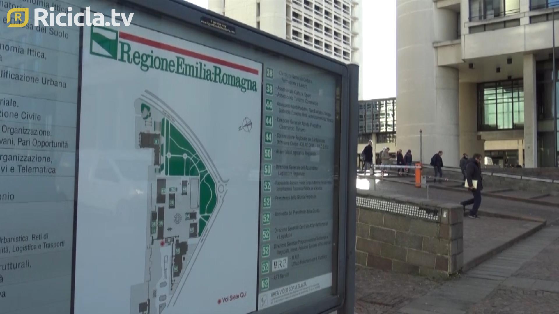 LE MISURE DELL'EMILIA-ROMAGNA PER LA GESTIONE DEI RIFIUTI