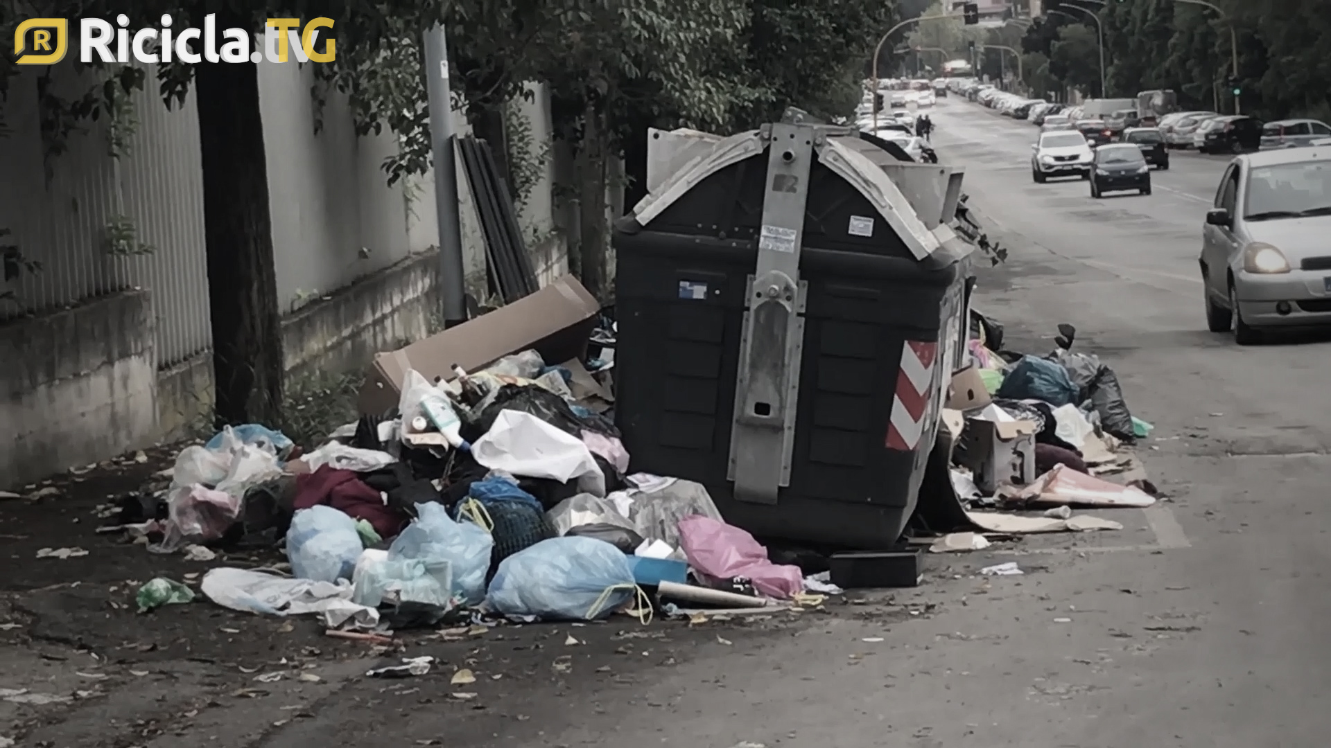 """LAZIO, VALERIANI: """"A ROMA SERVE UNA DISCARICA"""" - TG"""