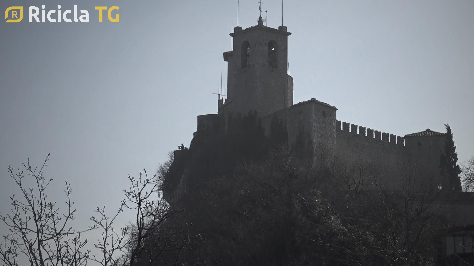 SAN MARINO: VIAGGIO NEL CICLO RIFIUTI DELLA MINI-NAZIONE - TG