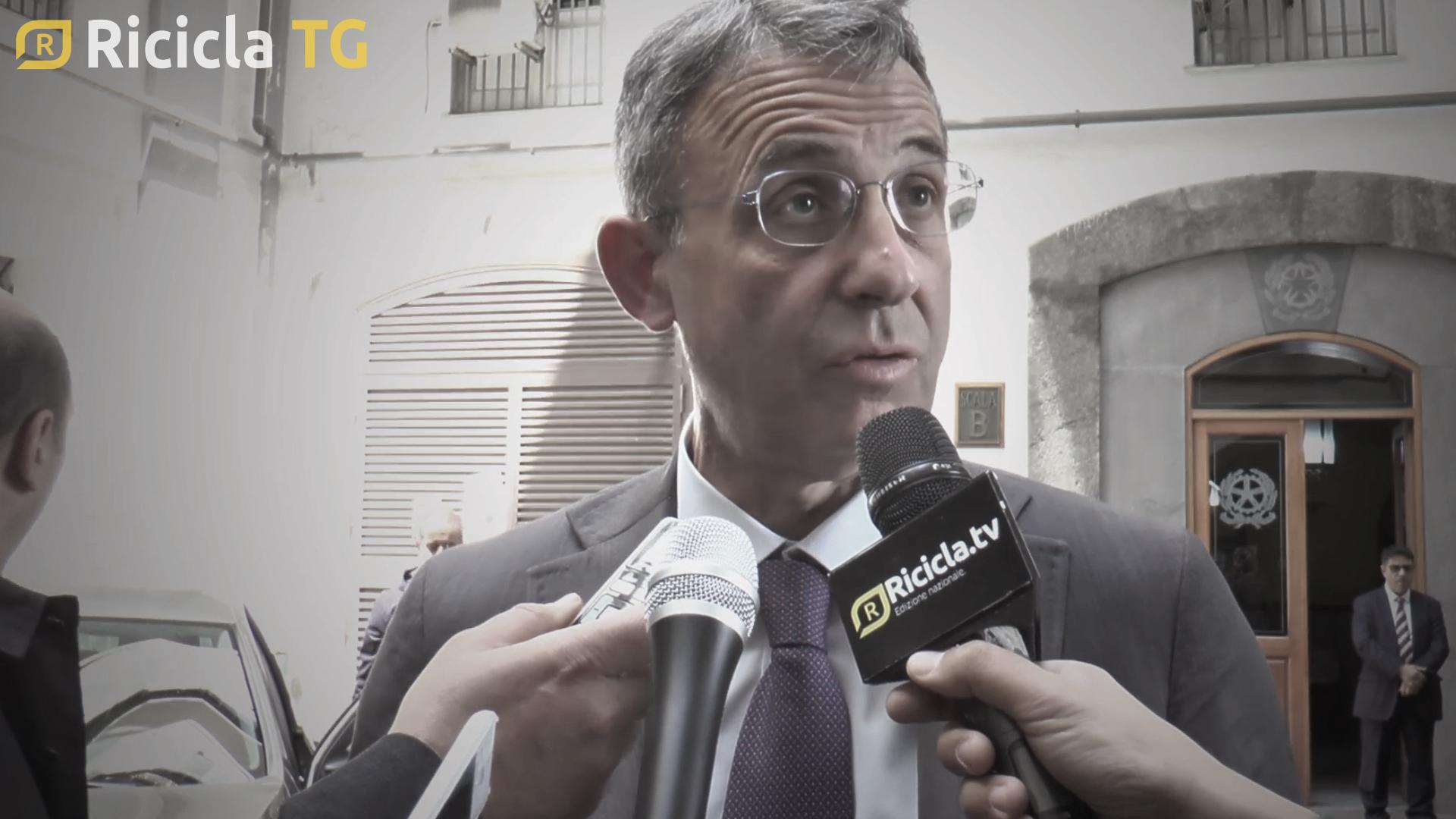 """RIFIUTI, COSTA: """"LO STATO SI FACCIA GARANTE DELLA GESTIONE"""""""