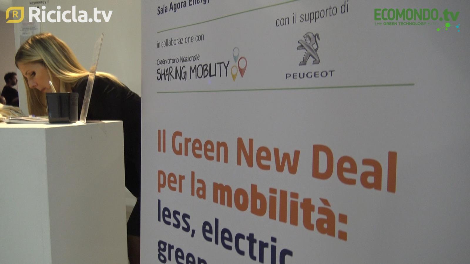 """INTERNULLO (PEUGEOT ITALIA): """"MOBILITÀ SOSTENIBILE, SIAMO PRONTI"""""""