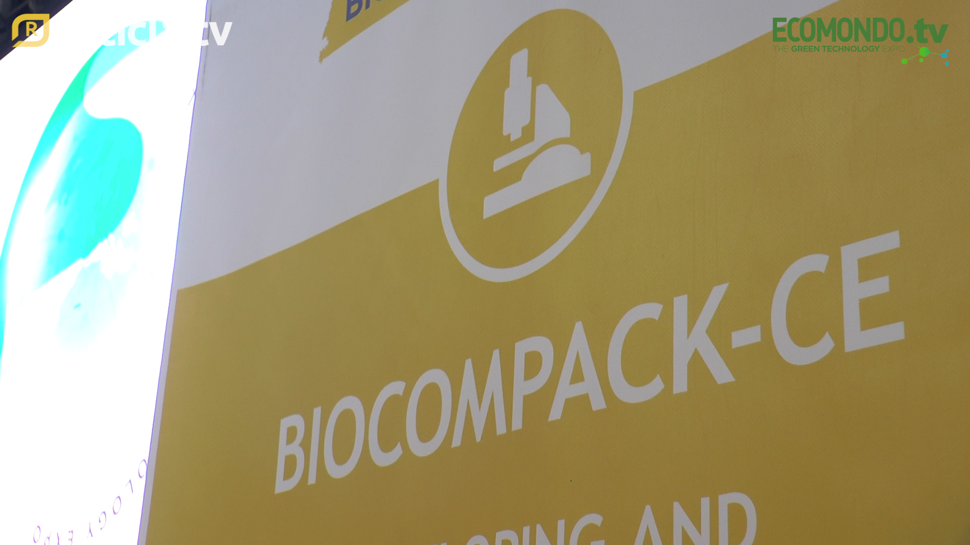ECOMONDO 2019 - BIOCOMPACK, CARTA E BIOPLASTICA PER GLI IMBALLAGGI DEL FUTURO