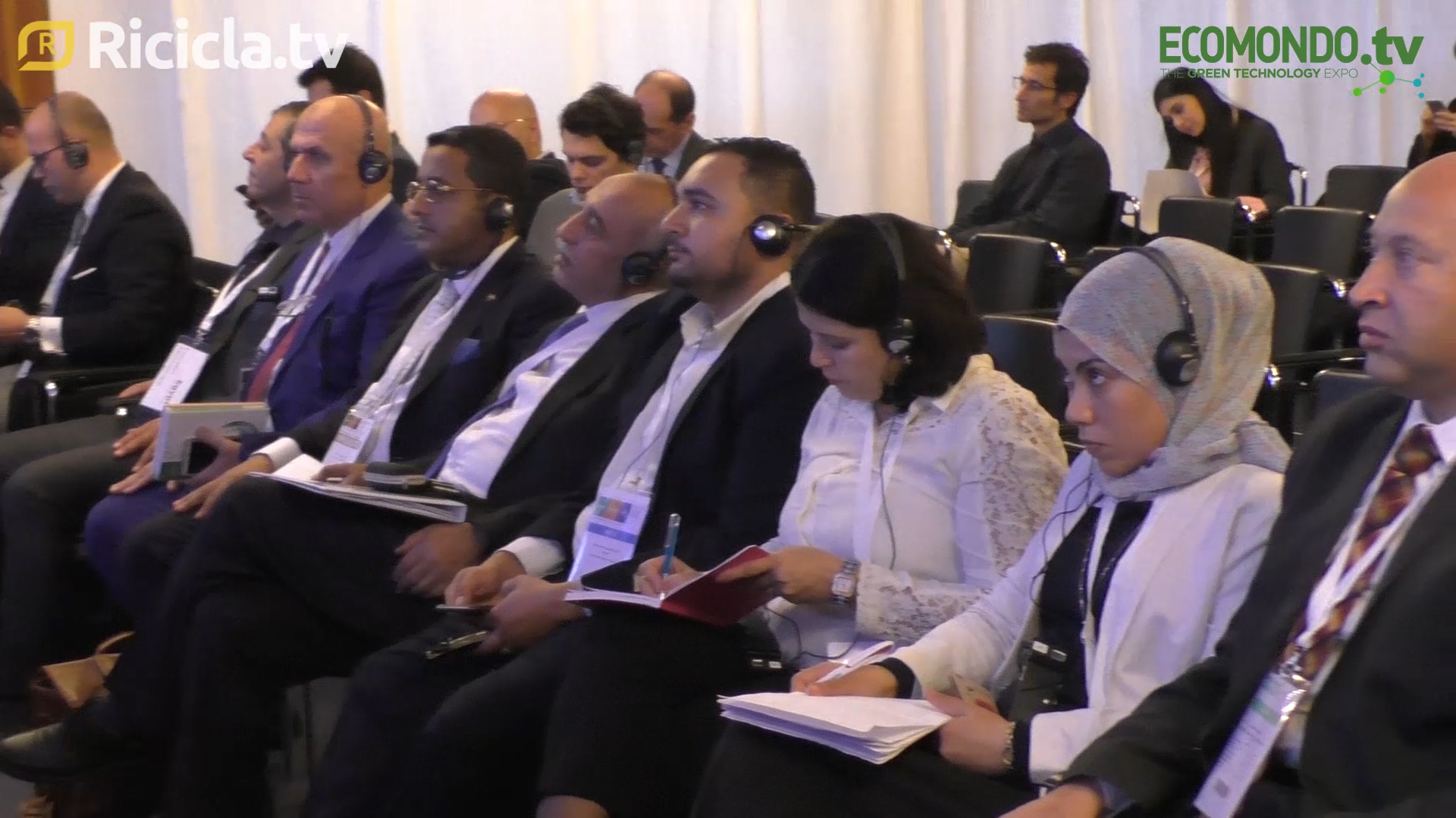 ECOMONDO 2019 - BUSINESS FORUM ITALY-EGYPT