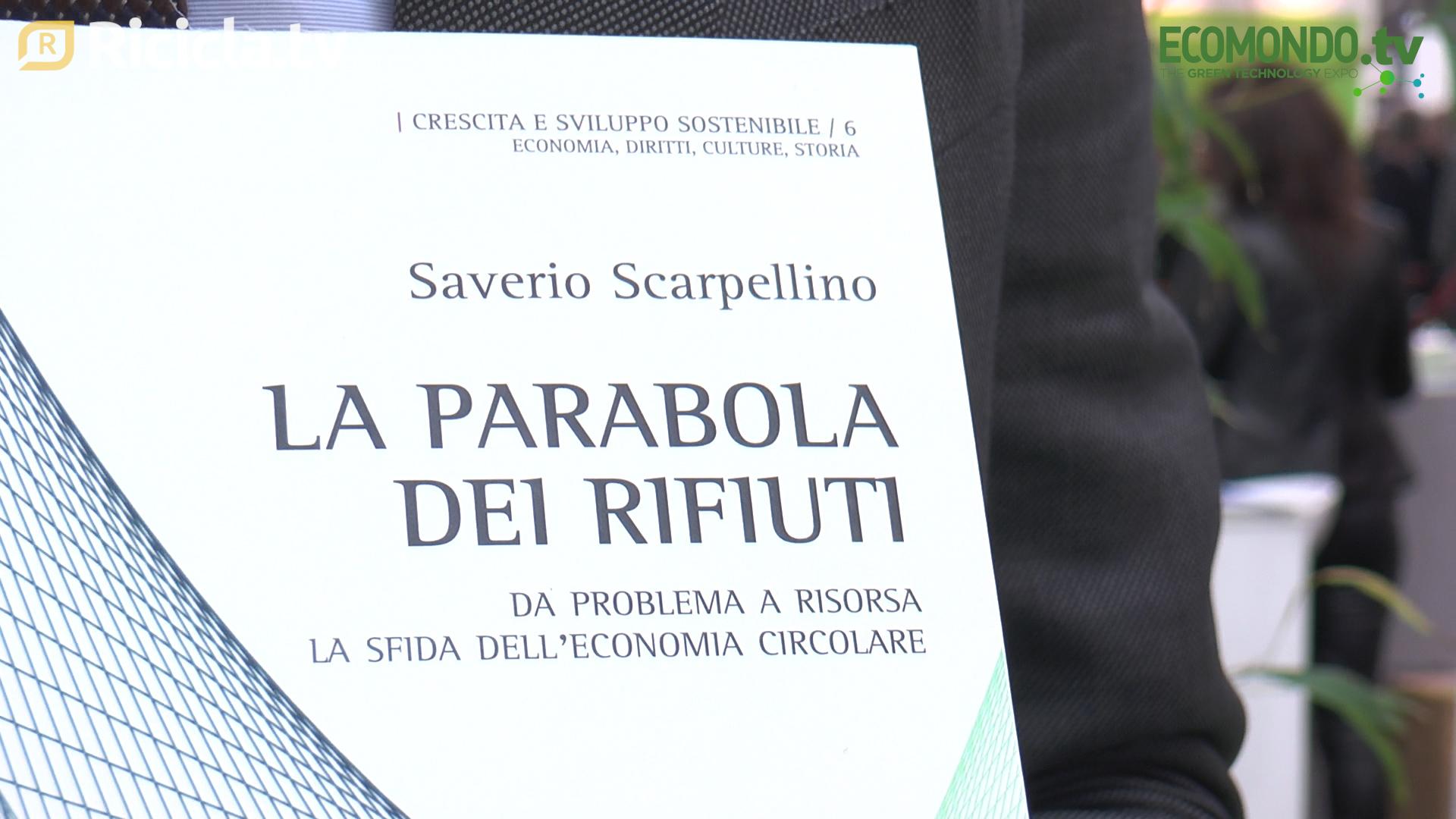 """ECOMONDO 2019 - SCARPELLINO: """"ECCO TUTTE LE FALSE VERITÀ SUL MONDO DEI RIFIUTI"""""""