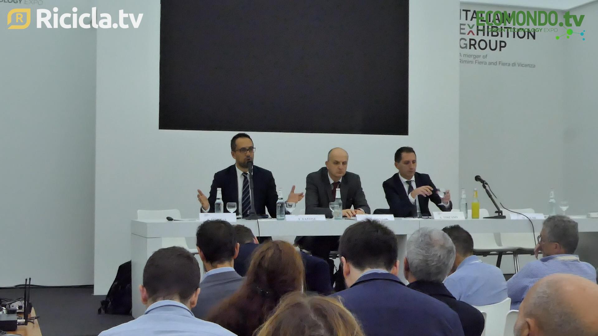 ECOMONDO 2019 - LA SCARSITA' DELL'ACQUA E L'IMPORTANZA DEL RIUSO IN AGRICOLTURA