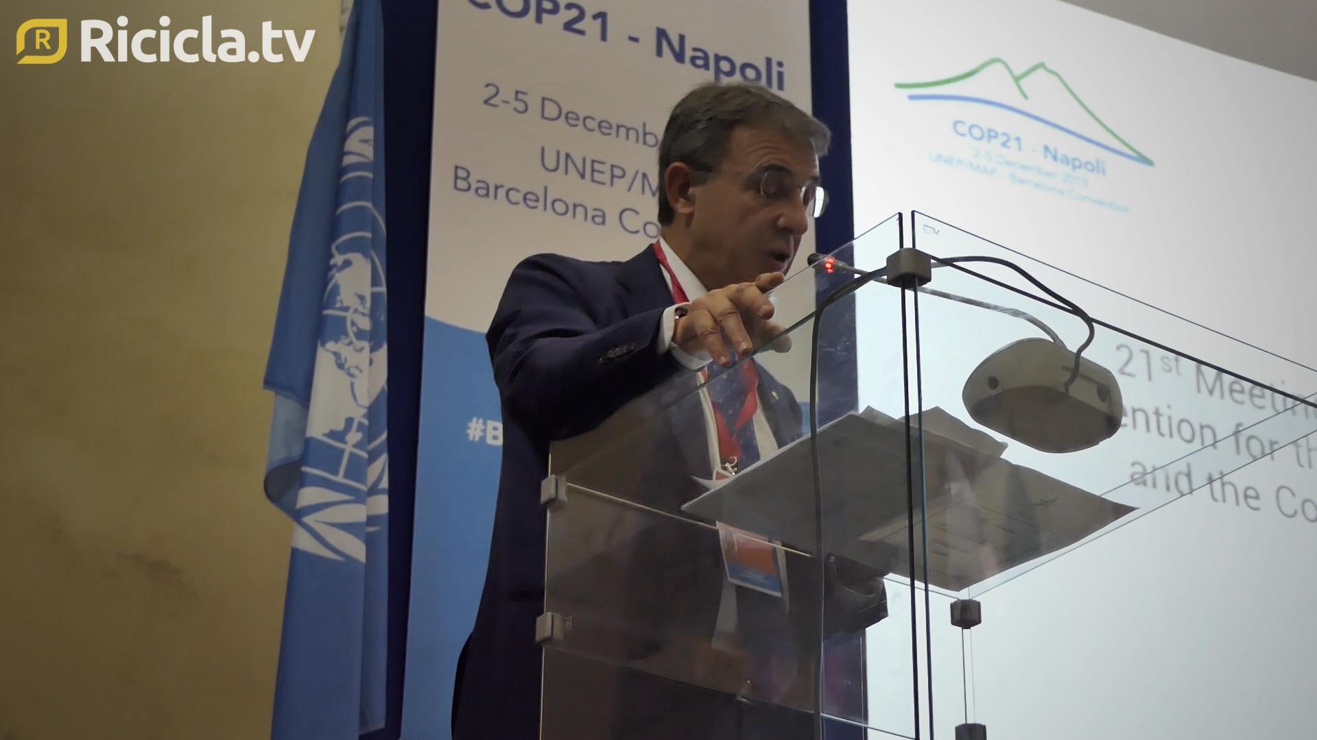 COP 21 DEL MEDITERRANEO, SIGLATA LA CARTA DI NAPOLI