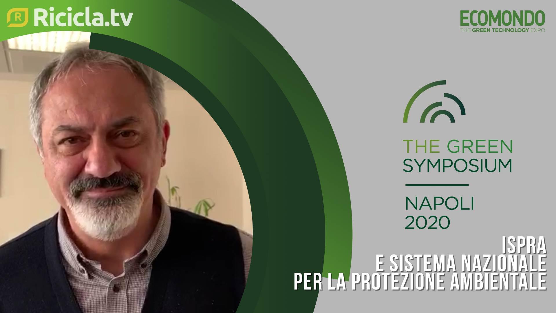 GREEN SYMPOSIUM 2020 - BRATTI: «OCCASIONE IMPORTANTE DI CONFRONTO CON LE IMPRESE»
