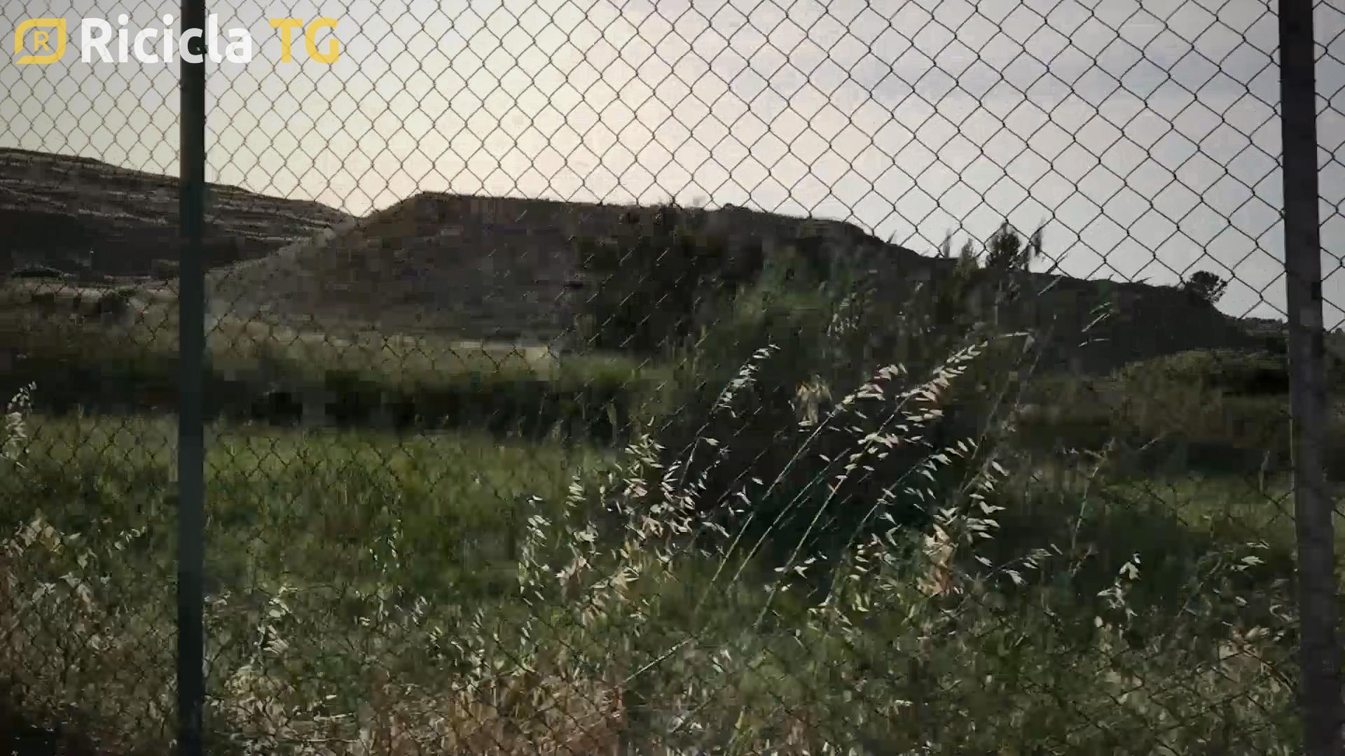 ROMA, POLEMICHE SULLA NUOVA DISCARICA - TG