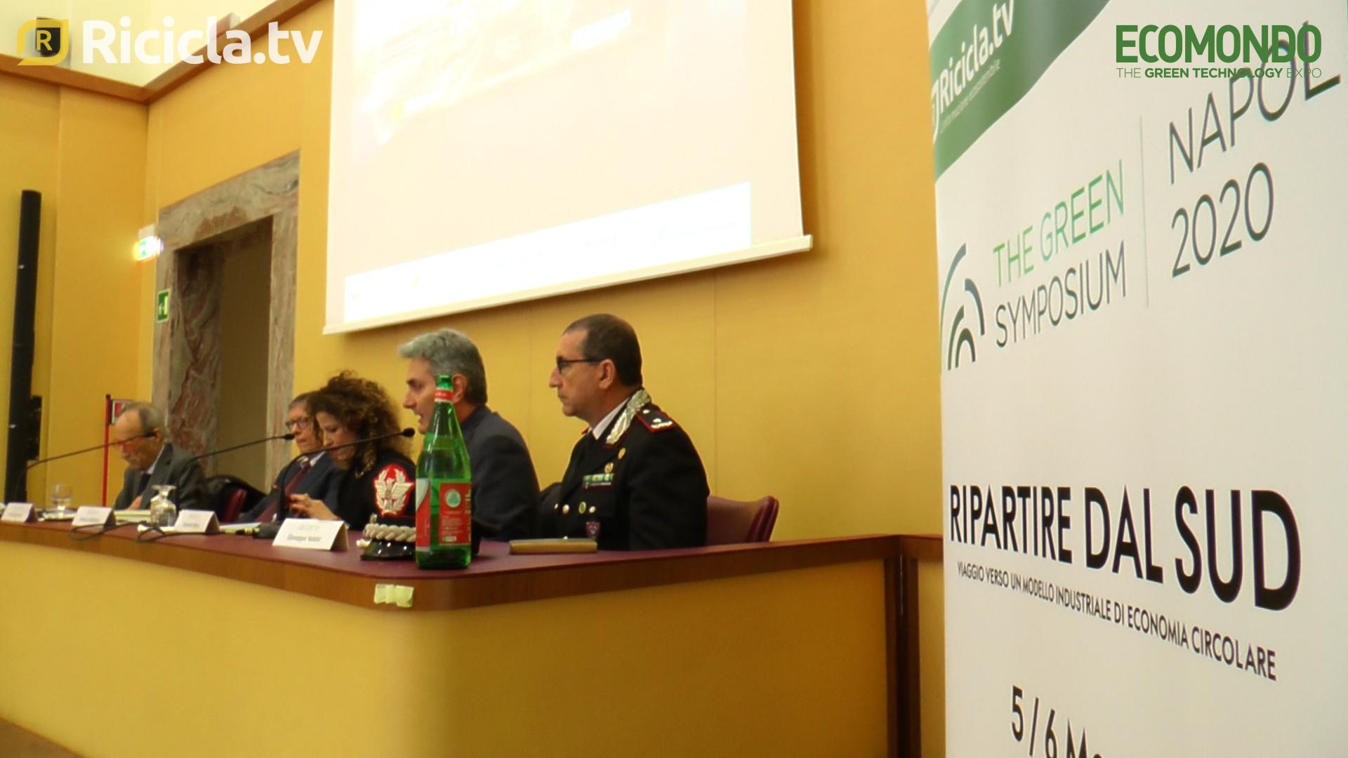 GREEN SYMPOSIUM 2020: DALL'INFRAZIONE ALL'INNOVAZIONE