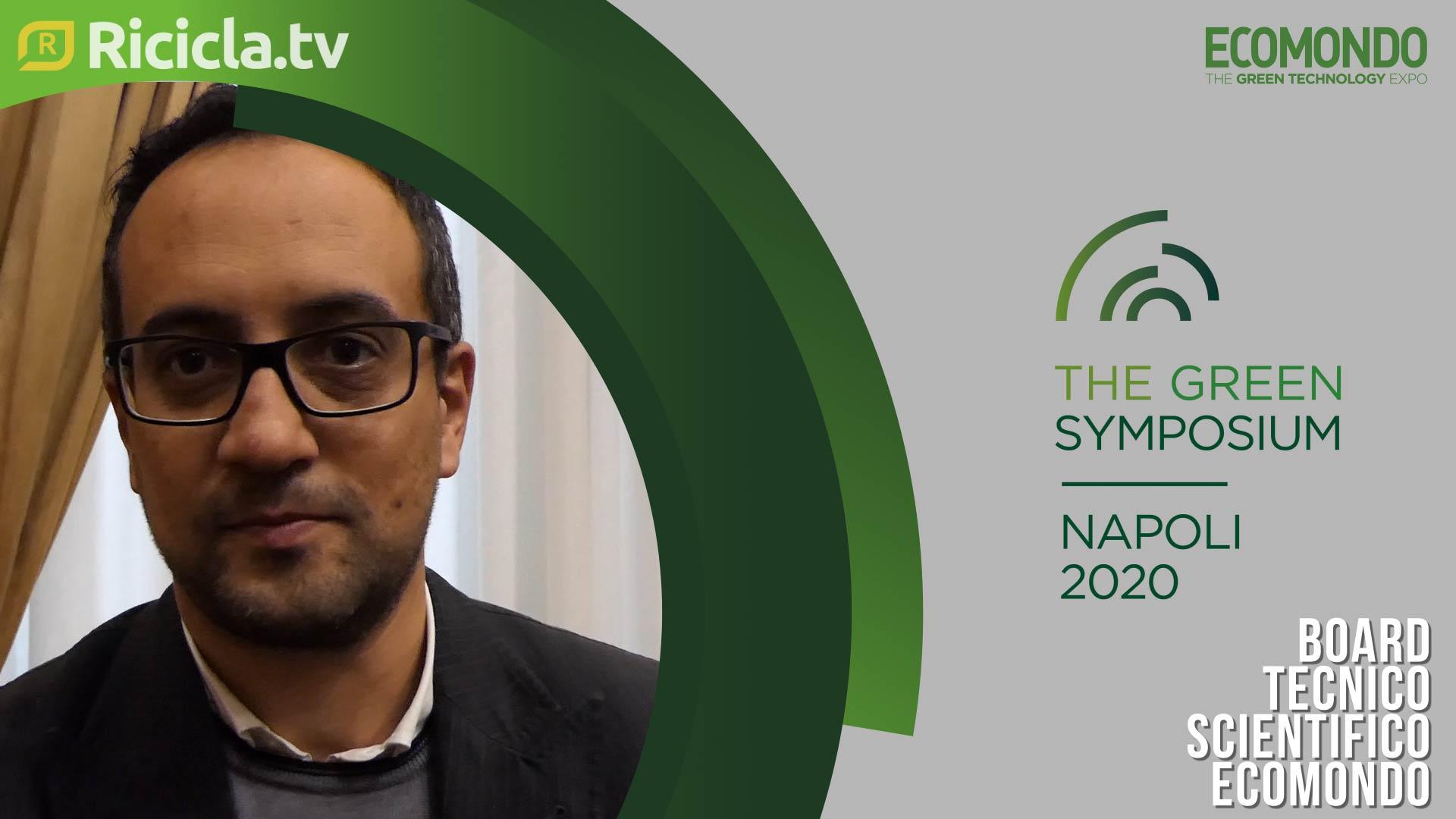 """GREEN SYMPOSIUM 2020 - FATONE: """"OCCASIONE UNICA PER CREARE UNA PIATTAFORMA CONDIVISA"""""""