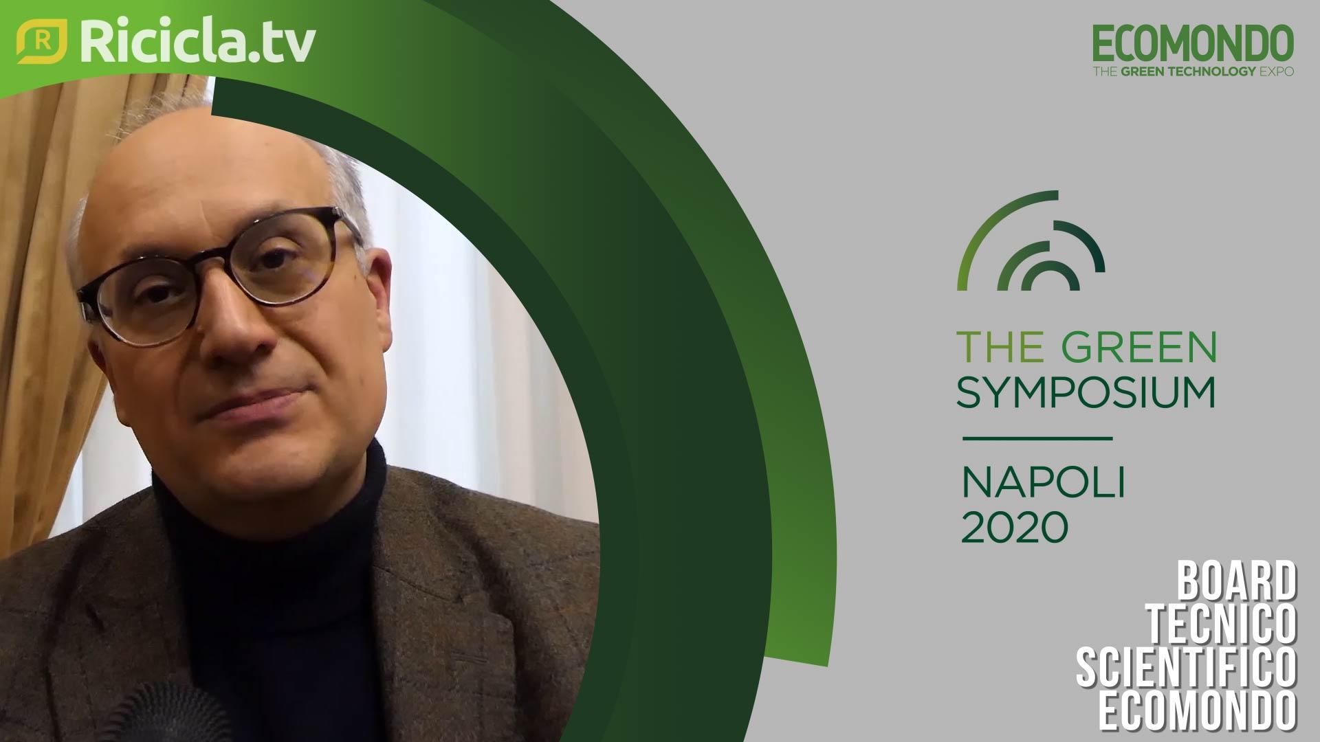 GREEN SYMPOSIUM 2020, FAVA: «MOMENTO FONDAMENTALE PER FARE SISTEMA»
