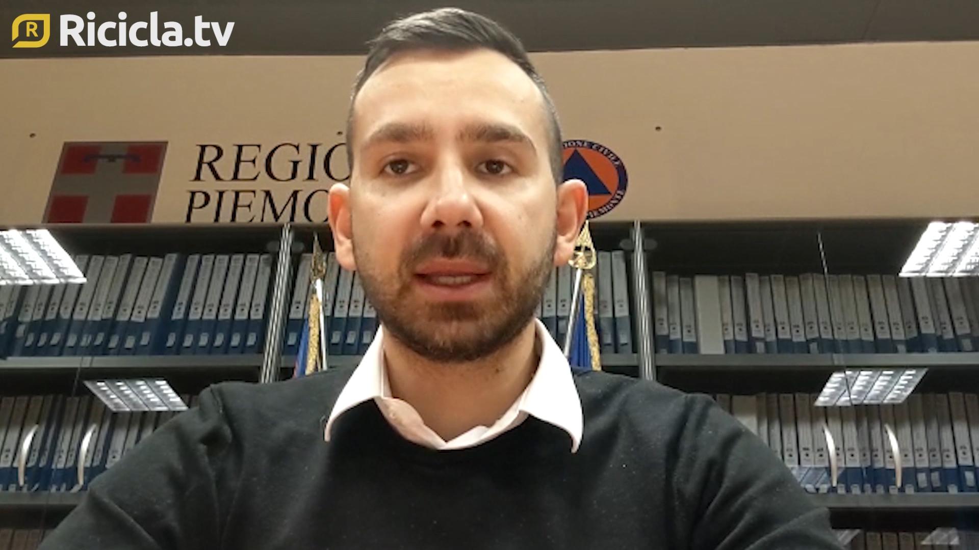 CORONAVIRUS, GESTIONE RIFIUTI: LE MISURE DELLA REGIONE PIEMONTE