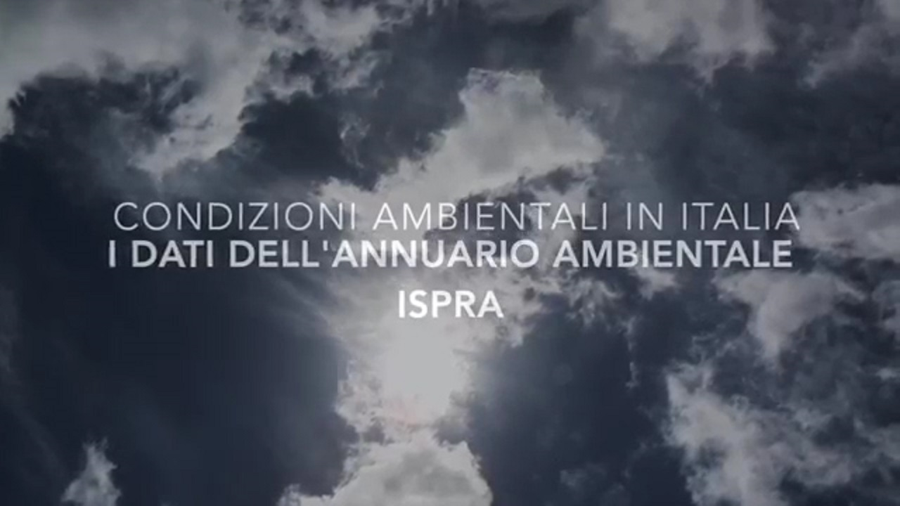 ANNUARIO DEI DATI AMBIENTALI ISPRA – EDIZIONE 2019